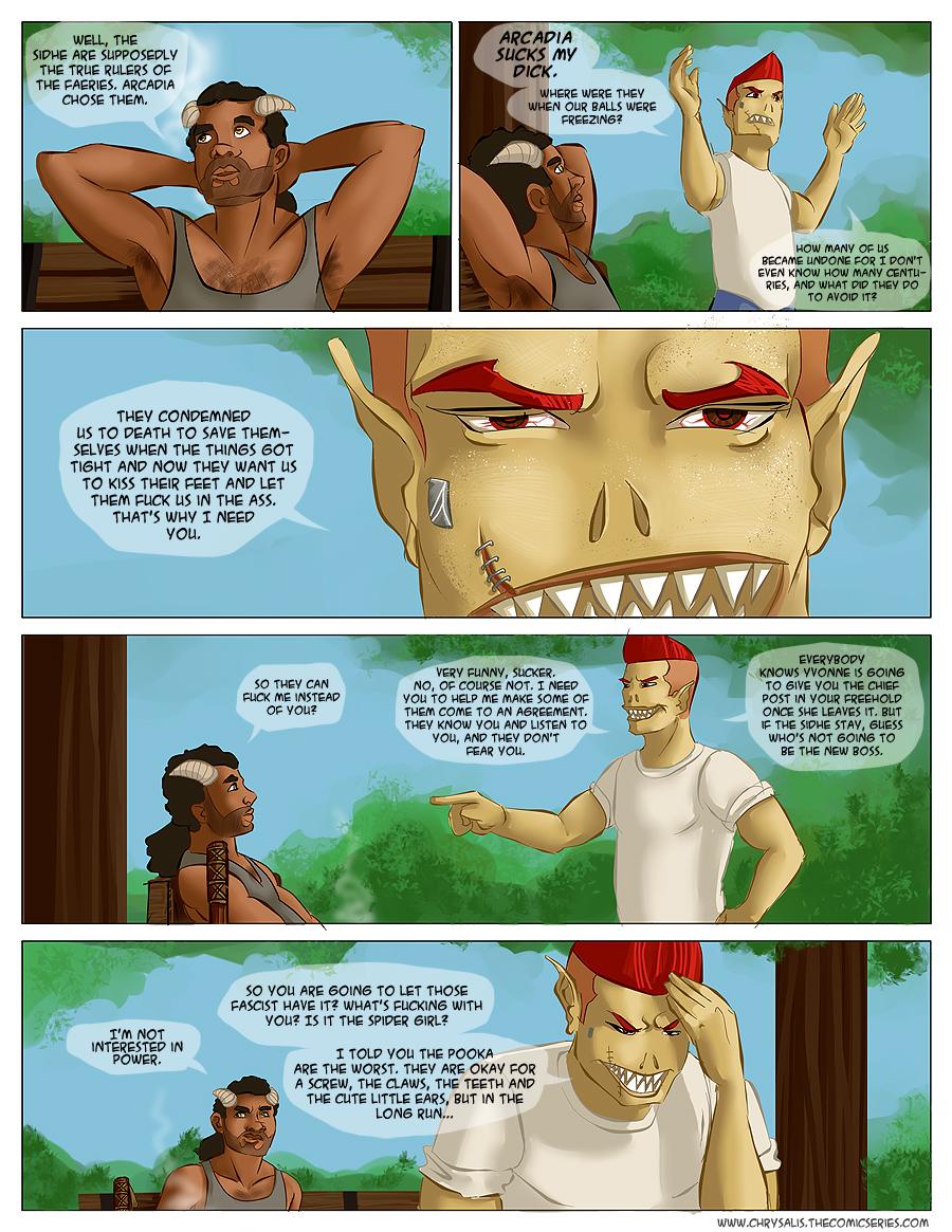 Chapter 1: Awkward visitors 4